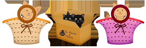 La boite à chats tout pour les amoureux des chats